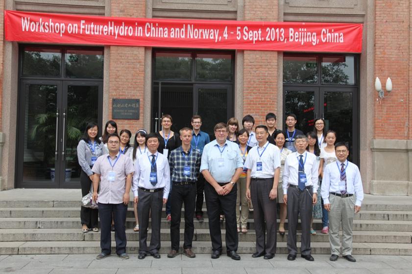 Workshop participants. Photo.
